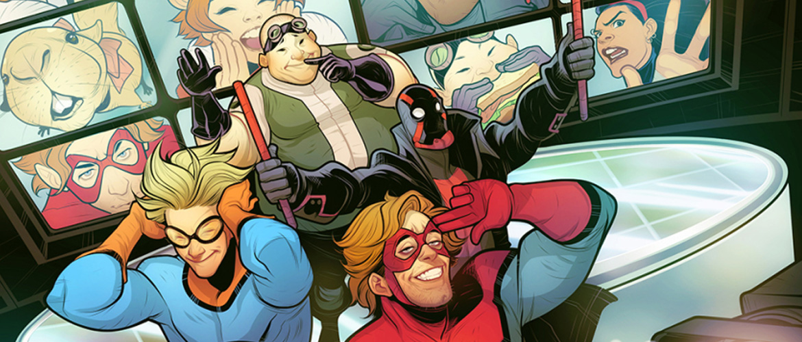 "Freeform : le casting de ""New Warriors"", nouvelle série Marvel, dévoilé"