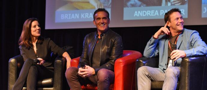 Andrea Parker, John Wesley Shipp & Brian Krause – Paris Manga & Sci-Fi Show