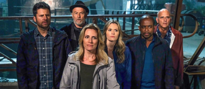 Psych : ce que l'on sait sur le film avant le panel au Comic-Con