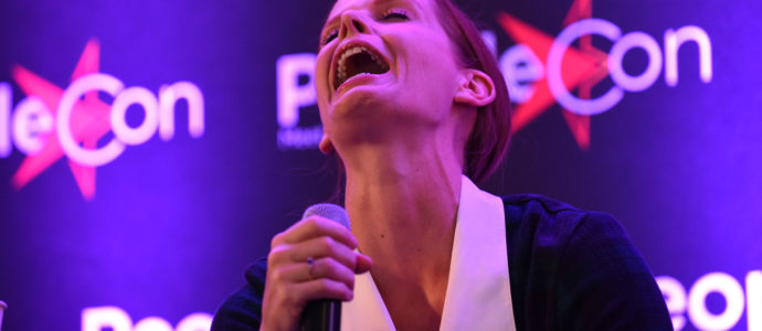 Rebecca Mader - The Happy Ending 2 Convention - Once Upon A Time