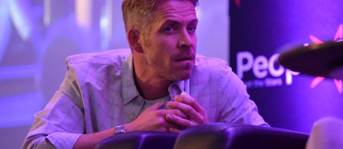 Sean Maguire - The Happy Ending 2 Convention - Once Upon A Time