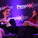 Rebecca Mader & Barbara Hershey - The Happy Ending 2 Convention - Once Upon A Time