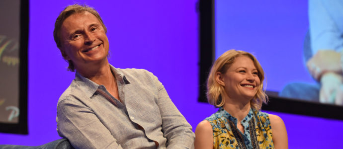 Once Upon A Time : questions-réponses avec Robert Carlyle et Emilie de Ravin à la Happy Ending Convention