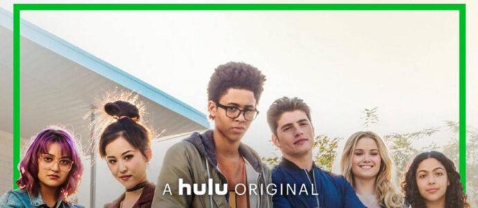 Runaways arrivera dès novembre sur Hulu