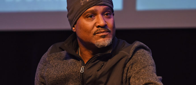 Seth Gilliam - Paris Manga & Sci-Fi Show