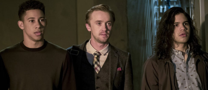 Flash Saison 4 : Tom Felton ne sera plus régulier