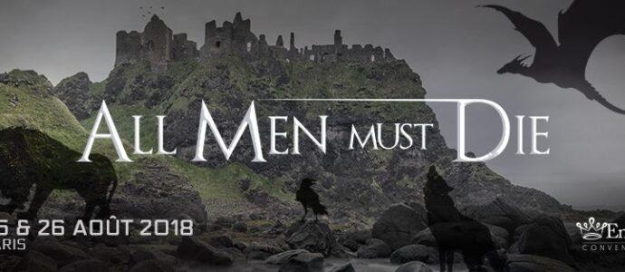 Game of Thrones : Empire Conventions organisera une convention en 2018