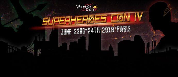 La Super Heroes Con de People Convention revient pour une 4e édition