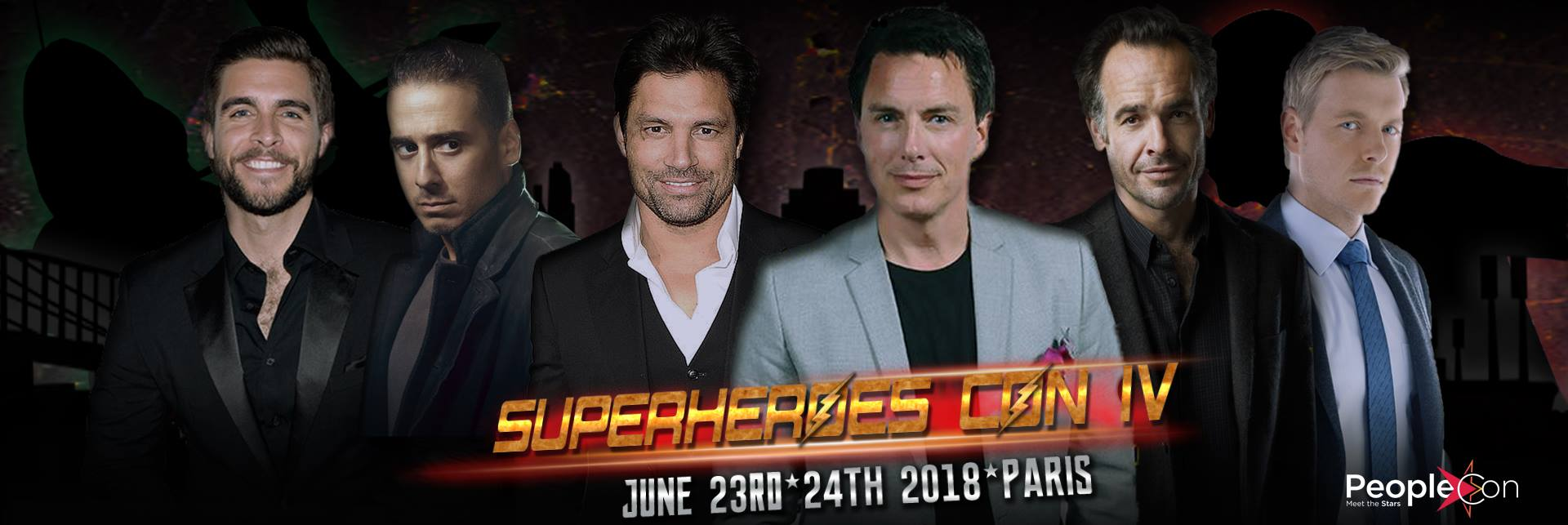 Super Heroes Con IV