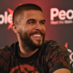 Josh Segarra - Arrow - Super Heroes Con 4