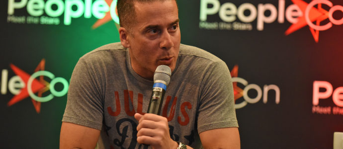 Panel Kirk Acevedo – Super Heroes Convention IV
