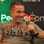 Panel Kirk Acevedo - Super Heroes Convention IV