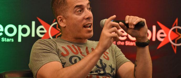 Panel Kirk Acevedo – Super Heroes Convention IV