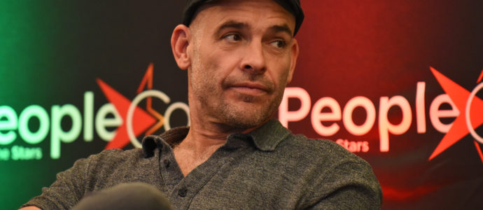 Q&A Paul Blackthorne & Rick Cosnett - Super Heroes Con 4 - Arrow, The Flash