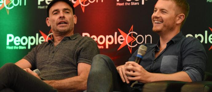 Q&A Paul Blackthorne & Rick Cosnett - Super Heroes Con 4 - Arrow, The Flash