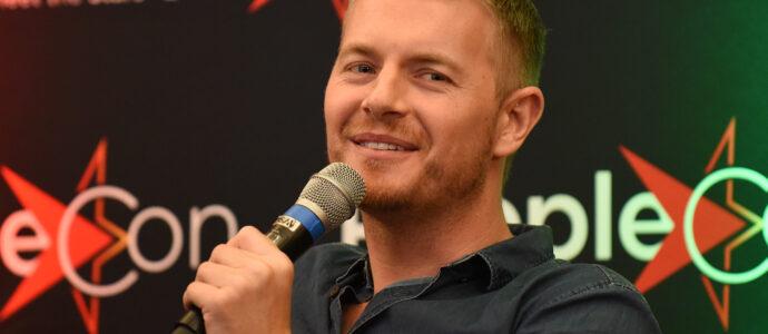 Q&A Paul Blackthorne & Rick Cosnett – Super Heroes Con 4 – Arrow, The Flash
