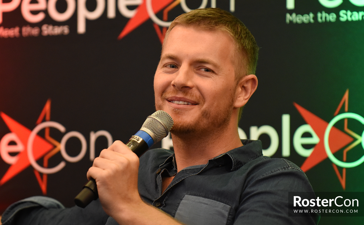 The vampire diaries roster con qa paul blackthorne rick cosnett super heroes con 4 arrow the flash m4hsunfo