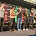 Cast Arrow, The Flash - Super Heroes Con 4