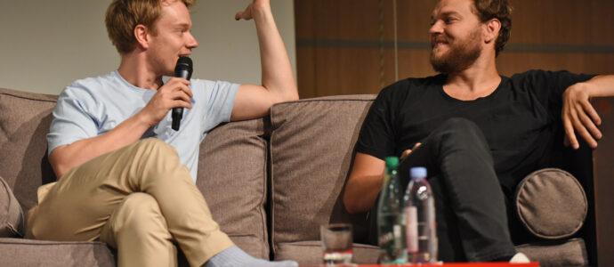 Q&A Alfie Allen & Pilou Asbaek – Game of Thrones – All Men Must Die