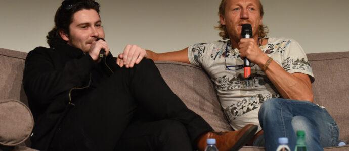 Panel Daniel Portman & Jerome Flynn - All Men Must Die - Game of Thrones