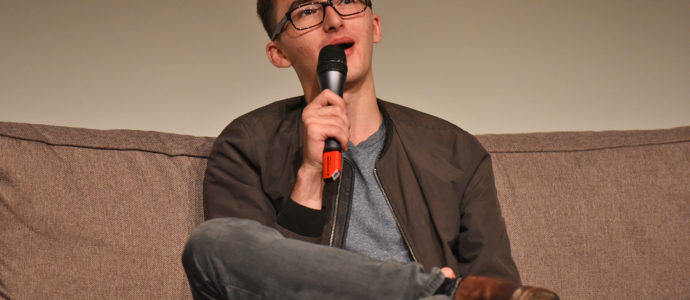 Q&A Isaac Hempstead-Wright - Game of Thrones - All Men Must Die