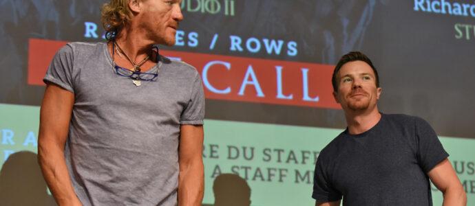 Panel Game of Thrones – Jerome Flynn & Joe Dempsie – All Men Must Die