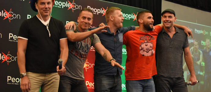 Convention Super Heroes Con 4 - Arrow, The Flash, Legends of Tomorrow