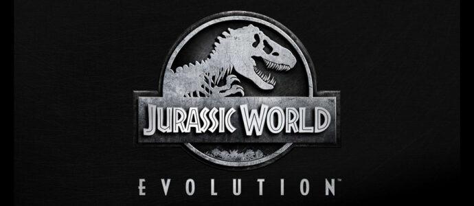Jurassic World Evolution : créez votre propre parc d'attractions