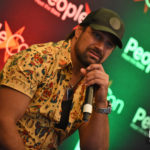Manu Bennett - Super Heroes Con 4 - Arrow