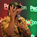 Manu Bennett – Super Heroes Con 4 – Arrow