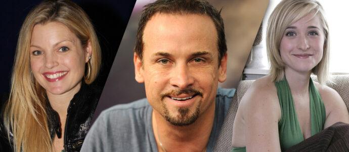 Clare Kramer, Colin Cunningham et Allison Mack seront présents à Paris Manga 24
