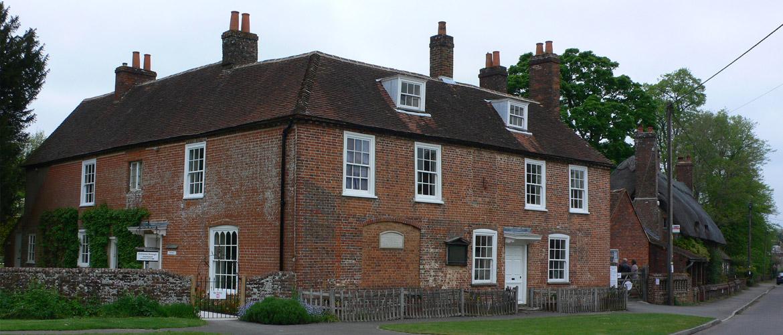 5 lieux incontournables à visiter si l'on aime Jane Austen
