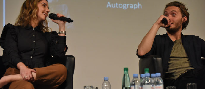 Q&A Adelaide Kane & Toby Regbo – Reign – Voices of Power