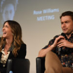 Panel Kate Voegele & Robert Buckley – Voices of Power – One Tree Hill