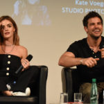 Panel Lucy Hale & Brant Daugherty - Pretty Little Liars - Voices of Power