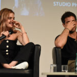 Panel Lucy Hale & Brant Daugherty – Pretty Little Liars – Voices of Power