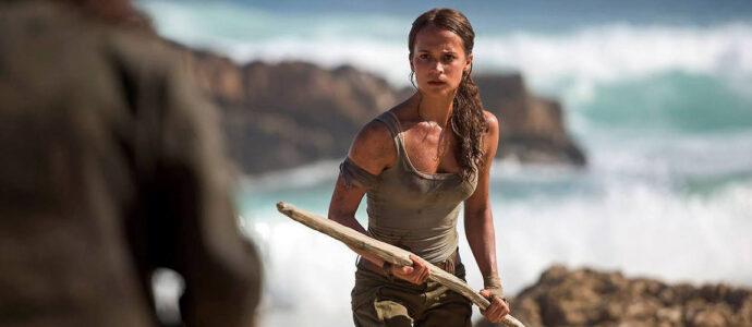 Tomb Raider : la première bande-annonce du film est sortie