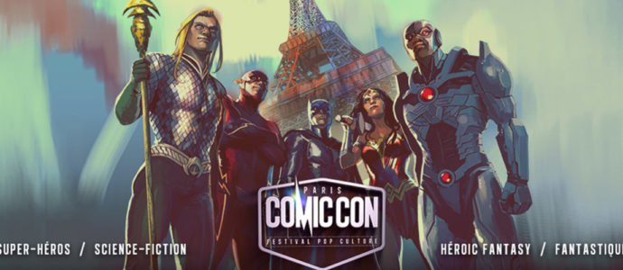 Comic-Con Paris 2017 : Stranger Things, Star Wars, Buffy contre les Vampires, ... au programme