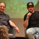 Panel Adrian Rawlins & Josh Herdman - Harry Potter - Comic Con Paris 2018