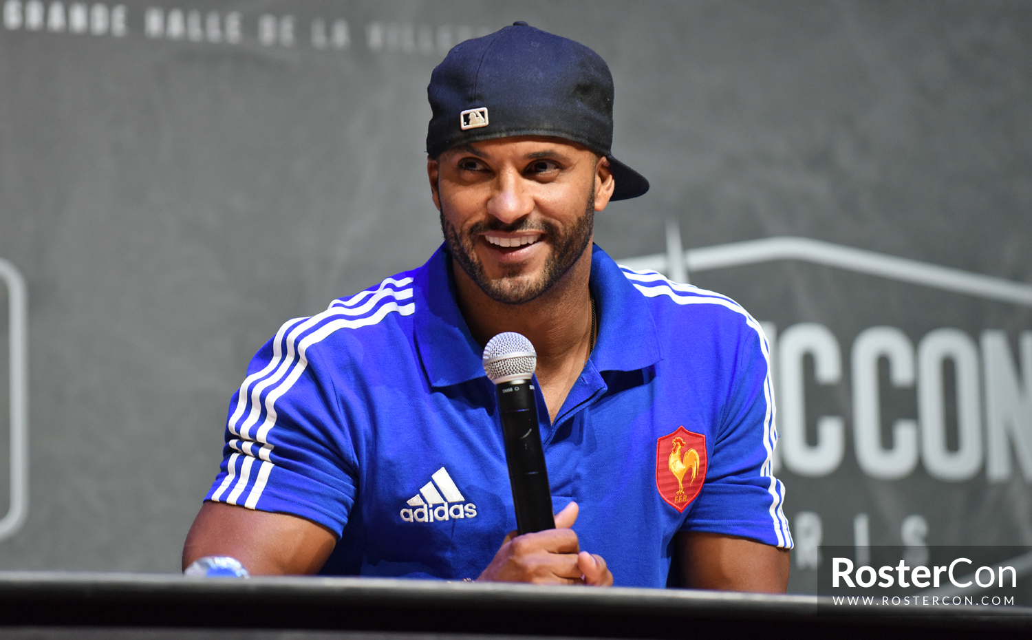 Ricky Whittle | Roster Con