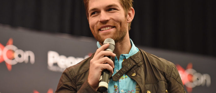 "Liam McIntyre : ""The San Diego Comic Con is like the Super Bowl of conventions"""