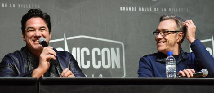 Dean Cain & Dan Jurgens - Q&A Comic Con 2018