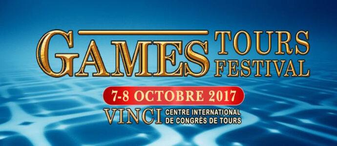 Vous n'avez rien à faire ce week-end? Alors pourquoi ne pas vous rendre au Games Tours Festival?