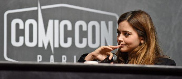 Q&A Jenna Coleman - Victoria, Doctor Who - Comic Con Paris 2018