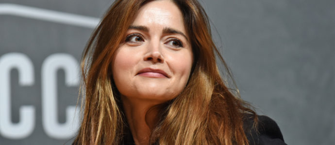 Q&A Jenna Coleman - Victoria, Doctor Who - Comic Con Paris 2018