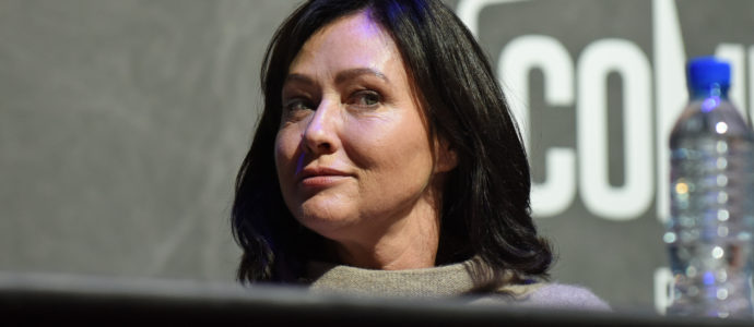 Shannen Doherty – Panel Comic Con Paris 2018