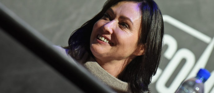 Shannen Doherty - Panel Comic Con Paris 2018