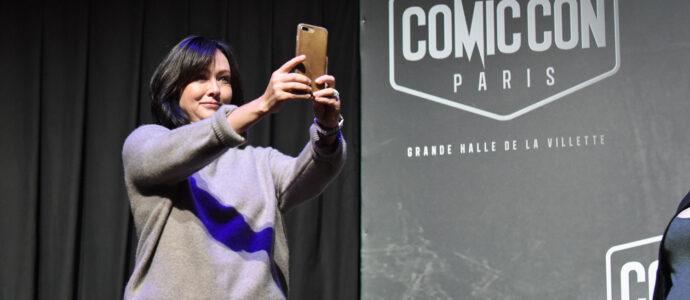 Shannen Doherty – Panel Comic Con Paris 2018