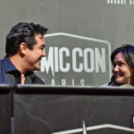 Shannen Doherty & Dean Cain - Beverly Hills - Comic Con Paris 2018