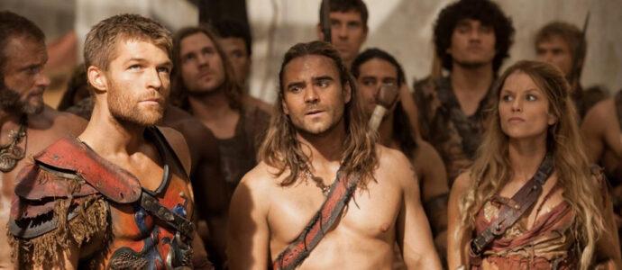 Les acteurs de Spartacus débarquent ce week-end à Paris